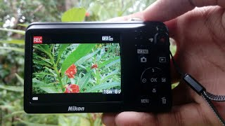 Nikon Coolpix A10 point and shoot camera review and vedio quality test