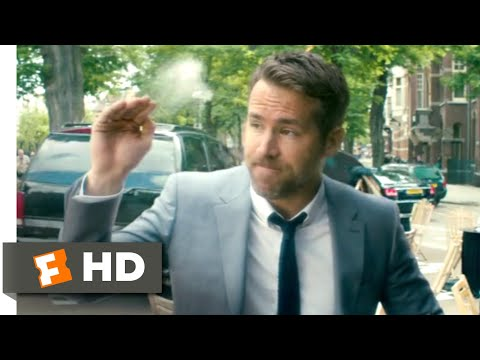 The Hitman's Bodyguard (2017) - I Was Up Here Scene (7/12)   Movieclips