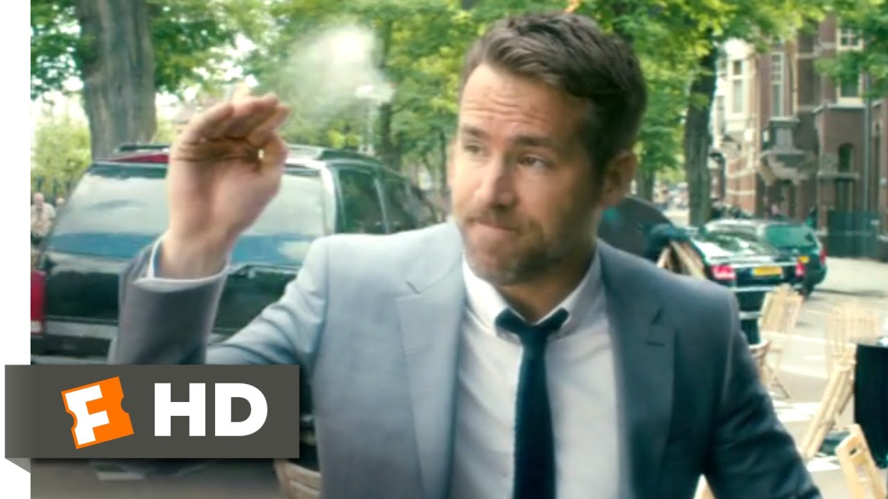 Download The Hitman's Bodyguard (2017) - I Was Up Here Scene (7/12) | Movieclips