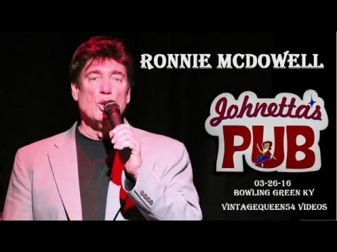 RONNIE MCDOWELL (full show)