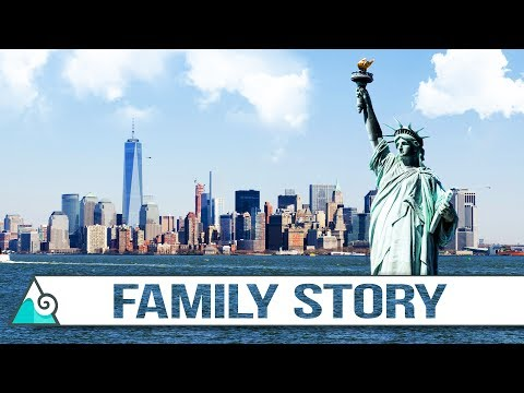 СЕМЕЙНАЯ ИСТОРИЯ В НЬЮ-ЙОРКЕ | Family Story from NEW YORK