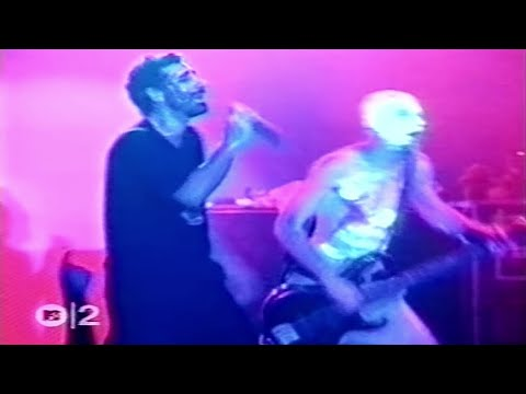 System Of A Down - Peephole live (HD/DVD Quality)