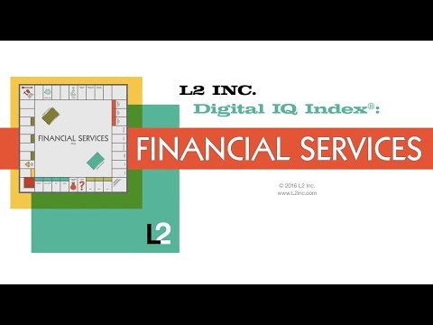 Digital IQ Index® - Financial Services