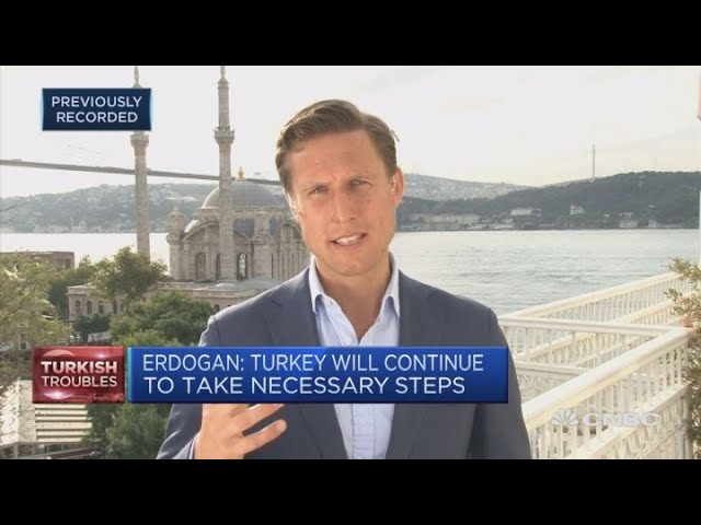 Erdogan: Turkey will continue to take necessary steps | In The News