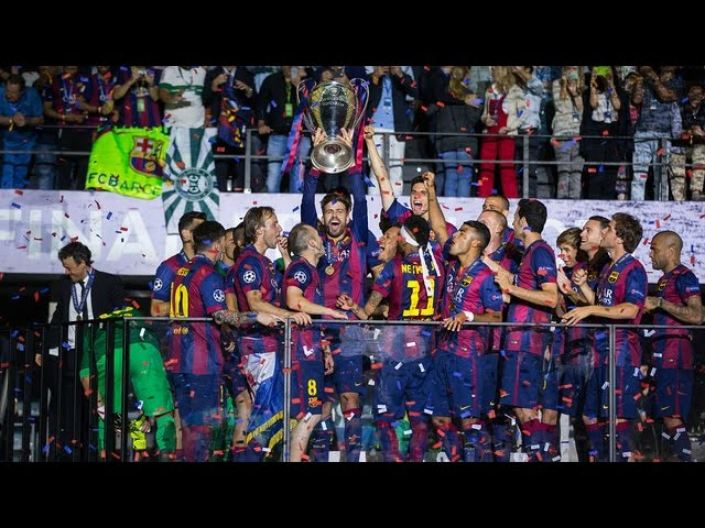 Champions Final 2015 I Highlights Juventus Fc Fc Barcelona 1 3 Youtube