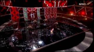 Moldova - Final - Eurovision 2009 (HD)