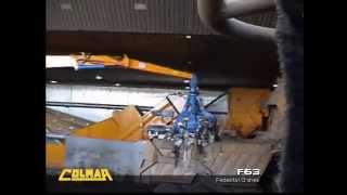 colmar pedestal crane model f52 and f63