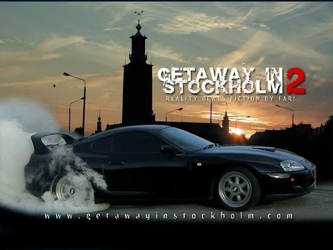 Getaway In Stockholm 2 - Supra and Cosworth