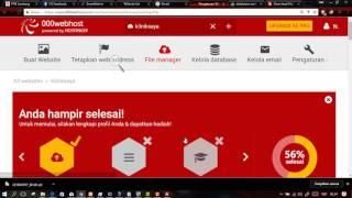 Cara Hosting Web secara gratis
