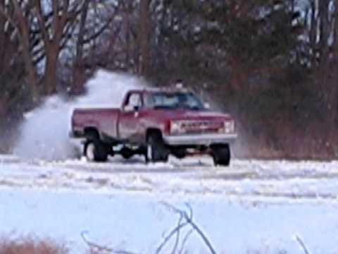 86 Chevy Farm Truck