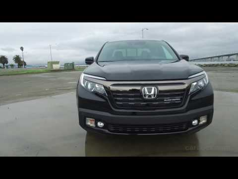 Unboxing 2017 Honda Ridgeline - Is This A Fake Pickup Truck?