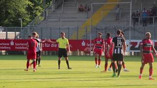 HIGHLIGHTS: SV Sandhausen 3-2 Huddersfield Town
