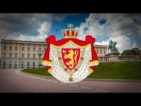 """Kingdom of Norway (1814-) Royal Anthem """"Kongesangen"""""""