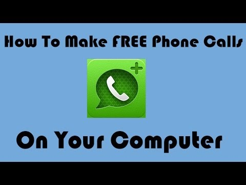 How To Make FREE Phone Calls On Your Laptop or Desktop ...