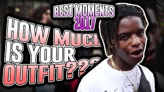 How Much is Your Outfit? - *BEST MOMENTS* 2017