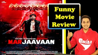 Marjaavaan Funny Review  Bollywood Bauaa  RJ RAUNAK  Siddharth Malhotra  Ritesh Deshmukh