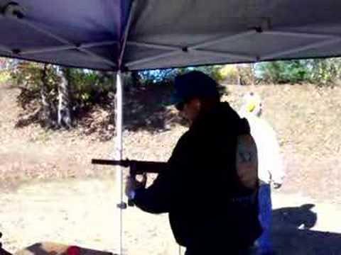 S&W 9mm subgun