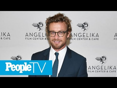 Simon Baker Talks About His 20Year Marriage & Why They Won't Celebrate Their Anniversary  PeopleTV