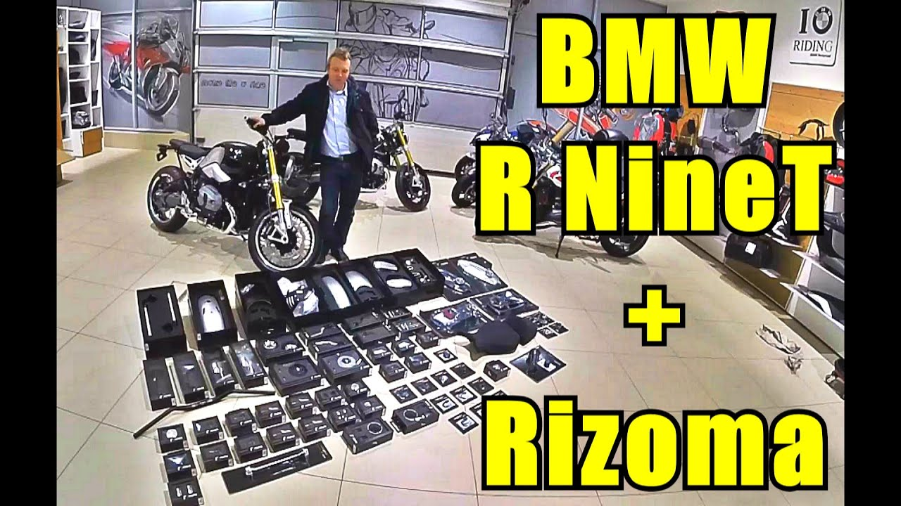 bmw r ninet rizoma tuning youtube. Black Bedroom Furniture Sets. Home Design Ideas