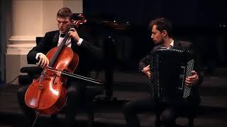 Alberto Ginastera -  Pampeana no. 2 (arr. for cello and accordion)
