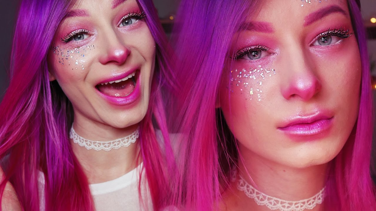 Makijaż Festiwalowy Festival Makeup Youtube