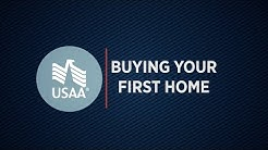 How to Buy Your First Home | Real Estate 2 Minute Tips | USAA