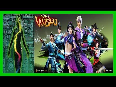 CyberChaosCrew plays Age of Wushu [1080p]