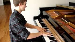 Sean Kingston ft. Justin Bieber: Eenie Meenie Piano Cover