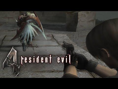 Resident Evil 4 #25 Enfrentando o Chefe Jack Krauser (Gameplay PT-BR)