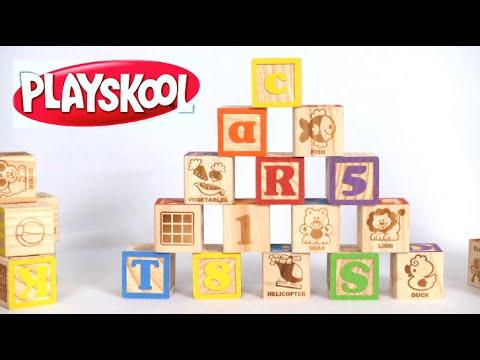 Playskool Abc Blocks From Maxim Enterprise Inc