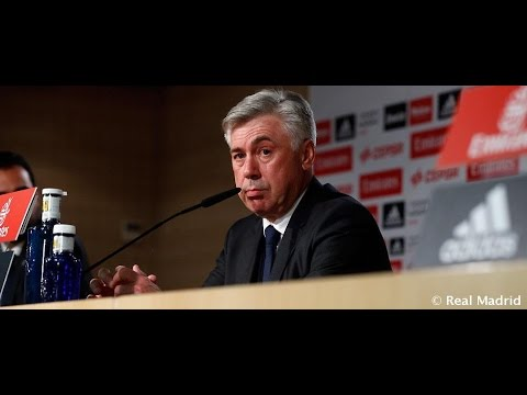 """Ancelotti: """"The players have displayed a serious attitude right up until the end"""""""