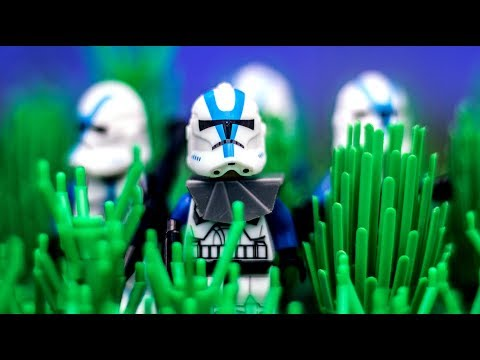 Lego Star Wars: The lost clone trooper