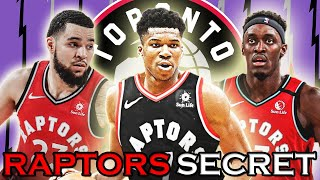 How The Toronto Raptors Will Trade for Giannis Antentokounmpo