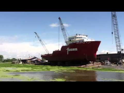 Fugro Launch