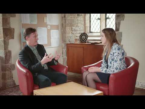 Peter and Alina Interview - 'Where do you see Atlantic College in five year's time?