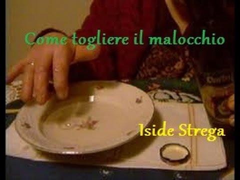 Malocchio - come togliere il malocchio - SSRF Italian