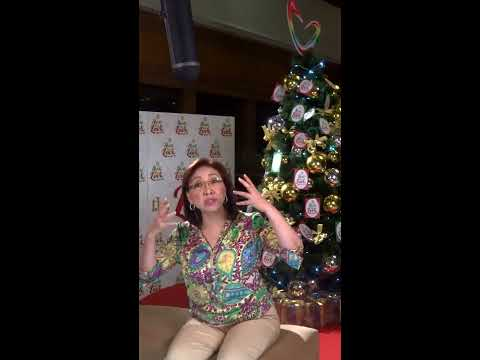Share the Love Bloggers Interview with Ms. Mel Tiangco
