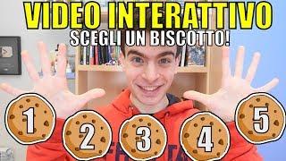CLICCA SUL BISCOTTO!! [VIDEO INTERATTIVO] Vittorio Loffredo