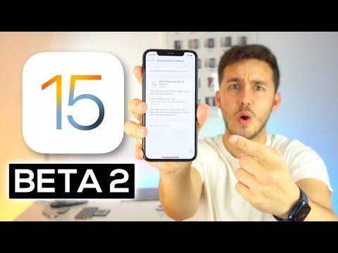 Download iOS 15 beta 2, TODAS las NOVEDADES 🔥
