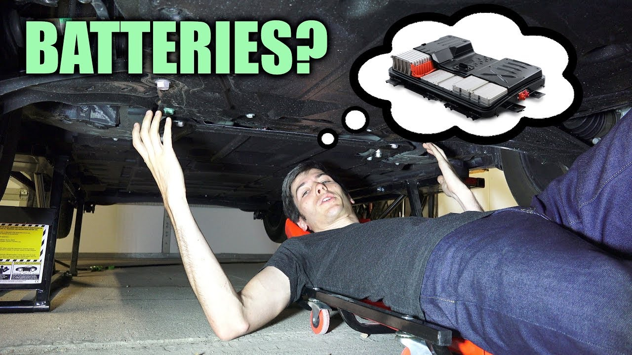 What Really Happens To Old Electric Car Batteries?