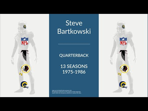 Steve Bartkowski: Football Quarterback