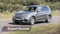 BMW X5 car review