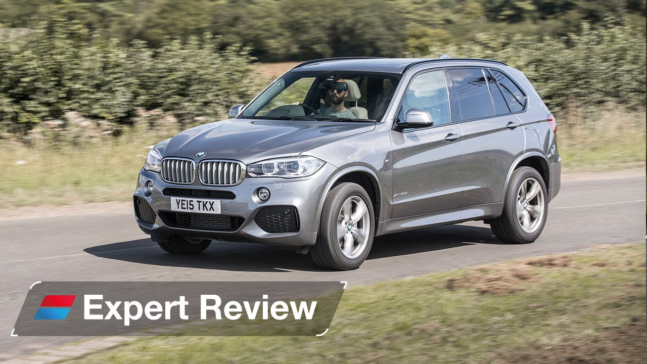 BMW X5 car review - YouTube