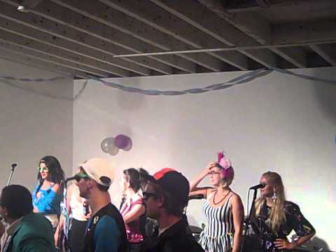 The Tet Holiday Live 80's Prom at Zughaus Gallery in Berkeley, CA 9/7/13 (pt. 2)