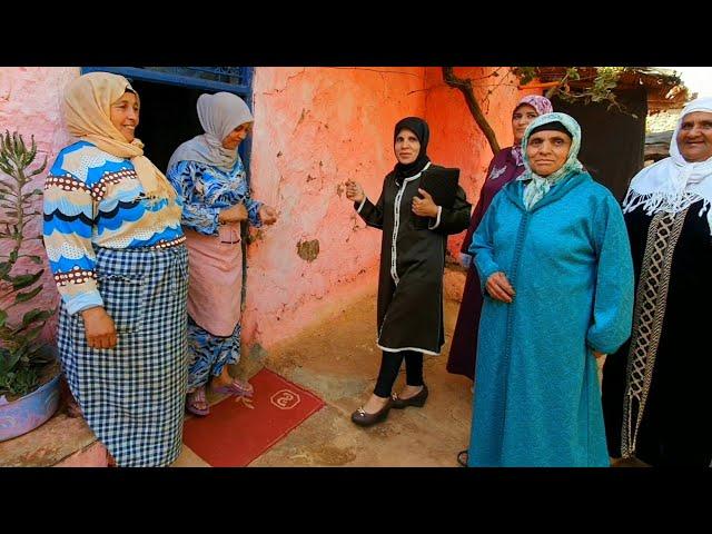 لالة حادة و عائلتها في ضيافة مريم بنت لالة فتيحة