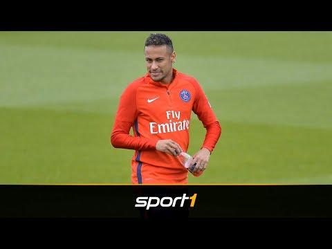 Endlich! Diese Nachricht lässt Neymars Fans aufatmen | SPORT1 - DER TAG