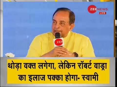 India ka DNA 2019: I don't understand Arun Jaitley's economics says Subramanian Swami