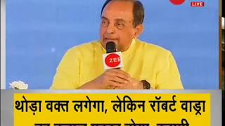 India ka DNA 2019: I don't understand Arun Jaitley's economics says Subramanian Swami