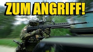 ZUM ANGRIFF Airsoft Gameplay Dark Emergency 5 [DE]