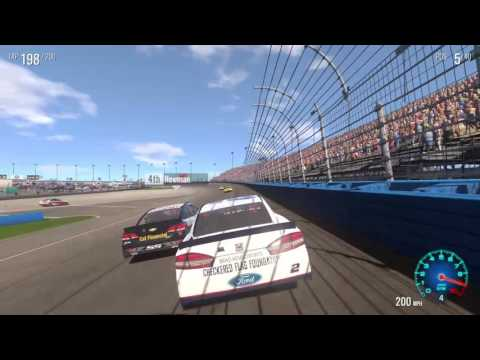NASCAR Heat Evolution challenges #1 (Passed) |